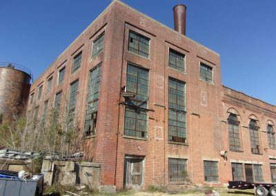 Former Kinston Power Plant